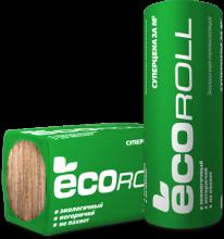 Приобрести утеплитель ECORoll 50 мм в Симферополе